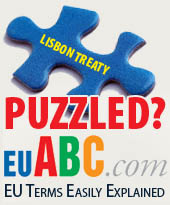 Puzzled? - EU Terms Easily Explained